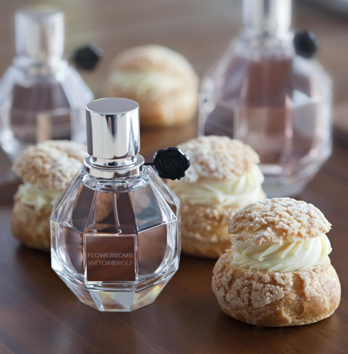 Parfum Et Pâtisserie About Foood